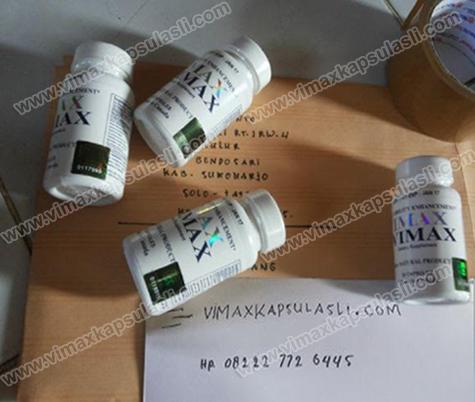 bukti produk vimax