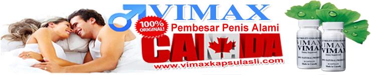 Vimax Asli Canada Pembesar Terbaik